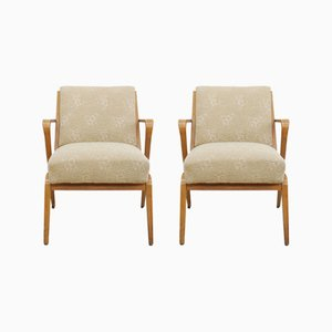 Bauhaus Easy Chair by Selman Selmanagic for Hellerau, Set of 2