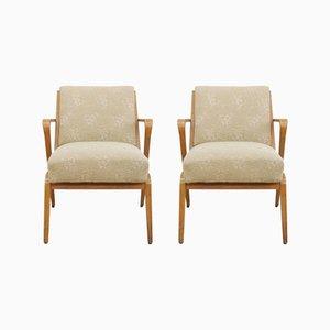 Bauhaus Sessel von Selman Selmanagic für Hellerau, 2er Set
