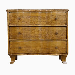 Small Baroque Chest of Drawers, 1750s