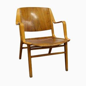 Ax Stuhl von Peter Hvidt & Orla Molgaard Nielsen für Fritz Hansen, 1950
