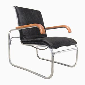 Vintage B35 Sessel von Marcel Breuer für Thonet