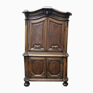 18th-Century Régence Cupboard