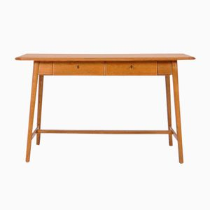 Oak Writing Desk, 1960s