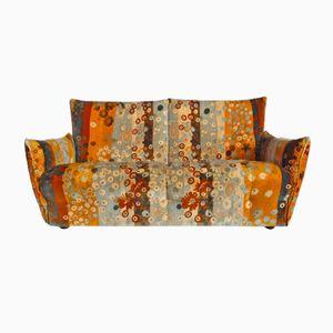 Sofa in Larsen Fabric, 1976