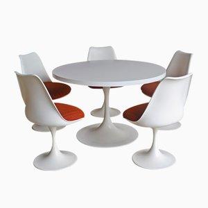 Tulip Esszimmer Set von Eero Saarinen, 1960er