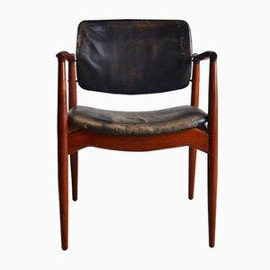 Model 67 Armchair by Erik Buch, 1960s
