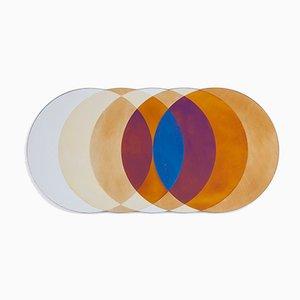 Großer Kreis Transience Spiegel von David Derksen & Lex Pott für Transnatural