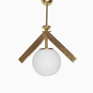 Lámpara colgante, años 60