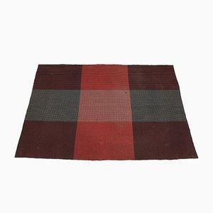 Modernist Geometric Carpet by Antonín Kybal for Krásná Jizba, 1950s