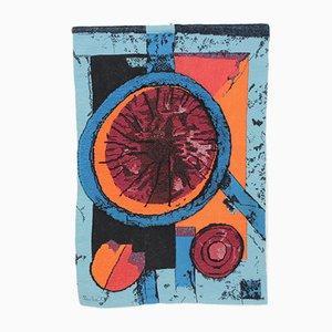 Wall Tapestry by Milada Zachová, 1973