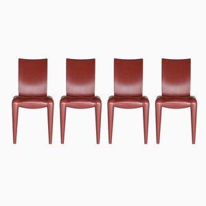 Sedie Louis 20 di Philippe Starck per Vitra, anni '90, set di 4