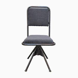 Industrieller Sowjetischer Vintage Stuhl