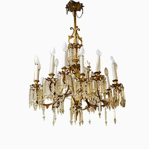 Antique Spanish Chandelier