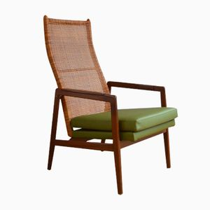 Lounge Chair by P. J. Muntendam for Gebr. Jonkers, 1950s