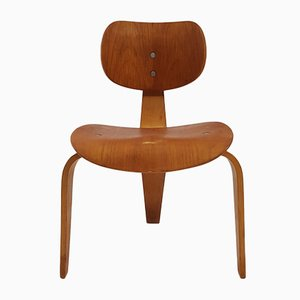 SE42 Children's Chair by Egon Eiermann for Wilde & Spieth, 1949