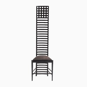 292 Hill House 1 Ladderback Chair by Charles Rennie Mackintosh for Cassina, 1970s