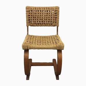 Vintage Dutch Chair by Bas Van Pelt for Beithcraft, 1936