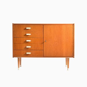 Small Sideboard with Drawers from Jitona, 1960s