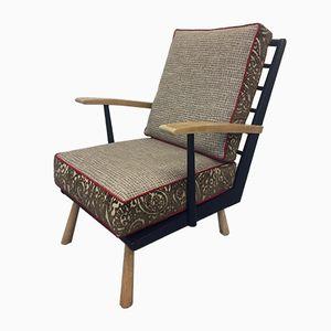Mid-Century Dutch Smoking Chair, 1950s