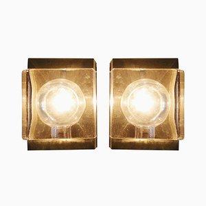 Modell 15806 Wandlampen von Vitrika, 1960er, 2er Set