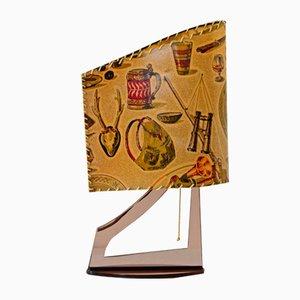 Mid-Century Italian Table Lamp, 1960s