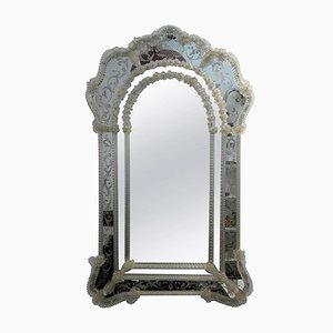 Vintage Mirror in Murano Glass