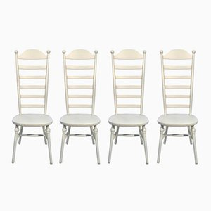 Swedish Mona Chairs from Nässjö Stolfabrik, 1965, Set of 4