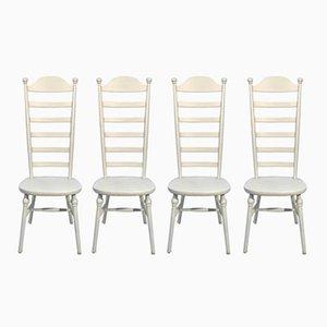Swedish Mona Chairs from Nässjö Stolfabrik, 1965, Set of 4