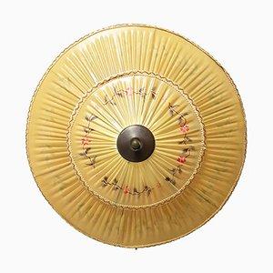 Lampada a sospensione Umbrella antica