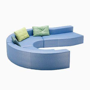 Multilove Sectional Sofa by Space Time for Giovannetti