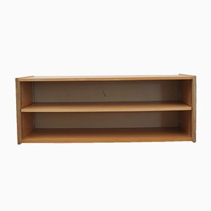 RZ57 Beech Veneer Shelving Unit by Dieter Rams for Otto Zapf, 1950s