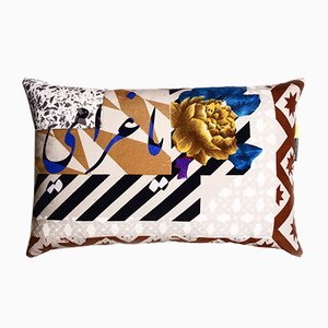 Ya Gharami Cushion by Rana Salm