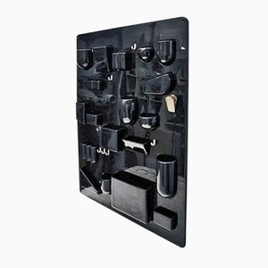 Uten-Silo Plastic Storage Rack by Dorothee Maurer-Becker for Design M, 1970s