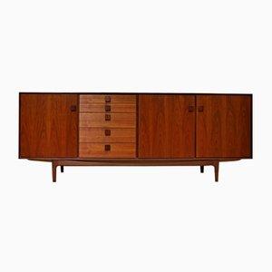 Credenza vintage in teak di Ib Kofod-Larsen per G-Plan, anni '60