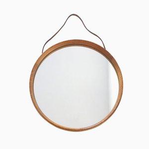 Specchio da parete Mid-Century di Uno & Östen Kristiansson per Luxus Vittsjö, Svezia