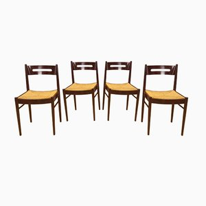Chairs by Dal Vera, 1950s, Set of 4