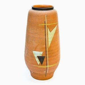 Keramik Vase, 1970er