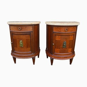 Tables de Chevet, 1920s, Set de 2