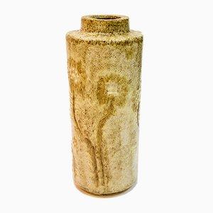 Grand Vase de Sol Pyrogranit par Gyorgy Furtos pour Zsolnay, 1970s