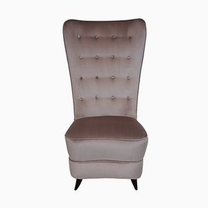 Vintage Hollywood Regency-Style Chair