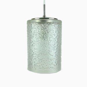 Lampe à Suspension Mid-Century en Verre de Peill & Putzler, 1960s