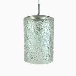 Mid-Century Glass Pendant Light from Peill & Putzler, 1960s