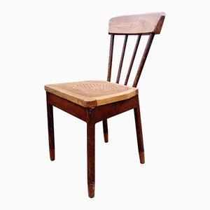 Französischer Vintage Stuhl aus Eiche, 1920er