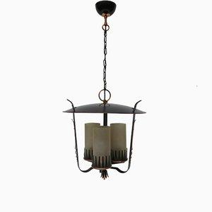 Lámpara colgante de Cosack, años 50