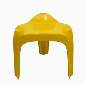 Vintage Stool by Alexander Begge for Casala, 1970s