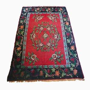 Mid-Century Turkish Wool Carpet, 1950s