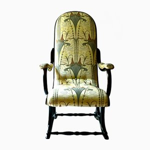 No. 1 Salon Armchair from Thonet, 1900s
