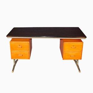 Industrieller Mid-Century Schreibtisch von Friso Kramer, 1950er