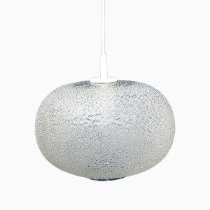 Lámpara colgante pequeña de Doria Leuchten, años 70