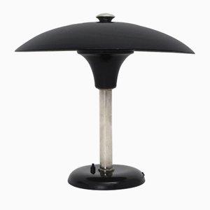 Lampe de Bureau Art Déco par Max Schumacher pour Werner Schroeder, 1934